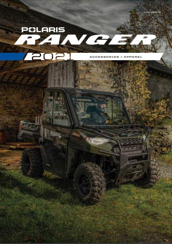 Catalogo Parts & Accessories Polaris Ranger 2021